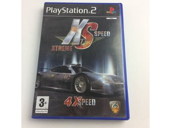 Phoenix, PS2-Spel, XS Speed Xtreme PS2