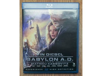 Bluray film - Babylon A.D.