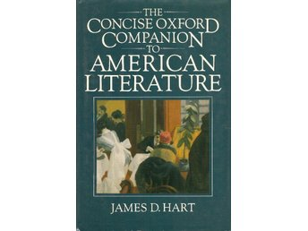 James D. Hart:The concise Oxford companion to american ...