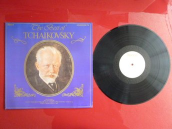 THE BEST OF TCHAIKOVSKY, LP, LP-SKIVA