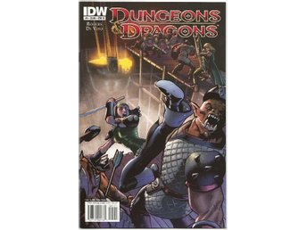 Dungeons & Dragons # 5 Cover B NM Ny Import