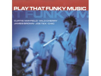 Play That Funky Music - 2002 - CD