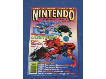 Nintendomagasinet Nintendo Magasinet 1994 Nr 2 - annons #1