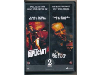 Replicant (2001) / The 4th Floor (1999) - åmål - Replicant (2001) / The 4th Floor (1999) - åmål