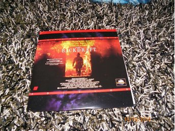 Backdraft - Letterboxed edition - 2st LD