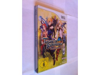 Wii: Tales of Symphonia - Dawn of the New World
