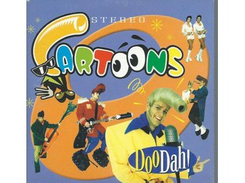 CARTOONS - DOODAH!  ( CD MAXI/SINGLE )