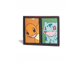 Pokemon: Starting Characters Bifold Wallet Plånbok