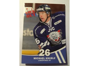 2005-06 SHL lockout #78 Michael Knuble - Torshälla - 2005-06 SHL lockout #78 Michael Knuble - Torshälla