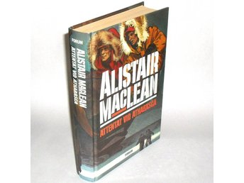 Attentat vid Athabasca : MacLean Alistair