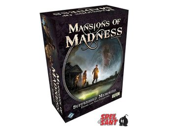 Mansions of Madness Second Edition Suppressed Memories Figure and TileCollection
