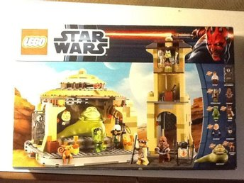 "BUDDHA'S PALACE """"LeGo StAr WaRs"""""
