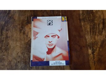 Picture Show / Nr 4 1987 / Fotomagazine