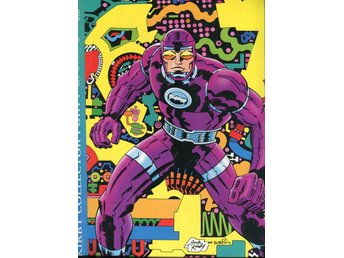 Jack Kirby Collector #48