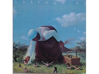Earthquire  titel*  Earthquire* LP, Gatefold