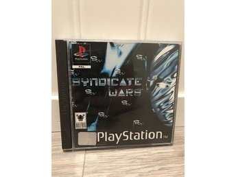 Syndicate Wars (PAL) Playstation