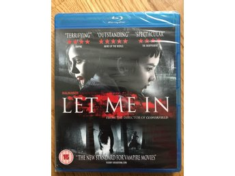 Let Me In (blu-ray) NY!
