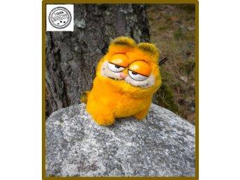 Garfield den bestämda katten mjukdjur gosedjur kramdjur Retro - Västra Frölunda - Garfield den bestämda katten mjukdjur gosedjur kramdjur Retro - Västra Frölunda