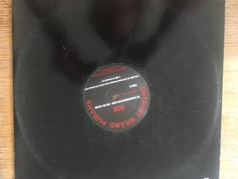 Detroit Grand Pubahs Ride (Promo 1) Electro House Techno Gettho Vinyl 12""