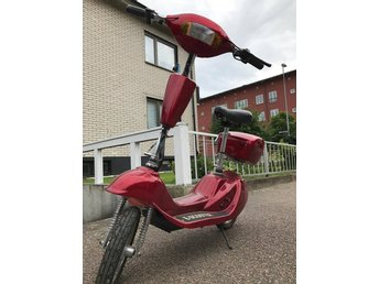 E-Scooter Pingan Elmoped