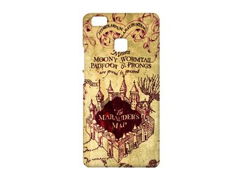 Harry Potter Marauders Map Huawei P9 Lite Skal