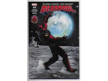 Deadpool Volume 4 # 30 NM Ny Import