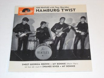 THE BEATLES - HAMBURG TWIST EP