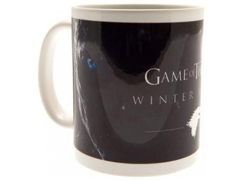 Game Of Thrones Mugg Winter Is Here