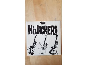 "7"" The Hijackers - When I get home"