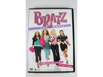 Bratz - The Movie, DVD-film