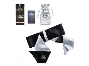 Fifty Shades of Grey Soft Limits, Deluxe Wrist Tie