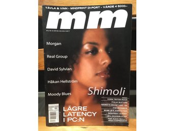 Musikermagasinet MM. Nr. 12, december 2000. Shimoli m.fl.
