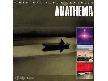 Anathema: Original album classics 1999-2003 (3 CD)