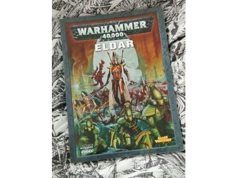Eldar Codex  / Warhammer 40k