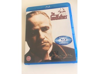 Francis Ford Coppola The Godfather Gudfadern Blu Ray