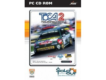 TOCA 2 Touring Cars - PC Spel
