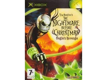 XBOX - Nightmare Before Christmas: Oogies Revenge (Beg)