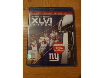 Blu-ray SUPER BOWL XLVI