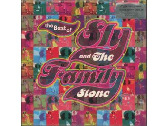 Sly & The Family Stone - The Best Of... - NY 2LP 180 gr