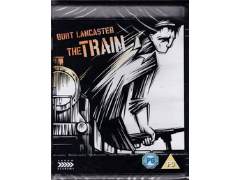 The train - John Frankenheimer - Burt Lancaster - WWII - Arrow Blu-ray - Ny!