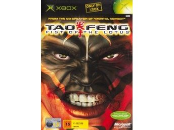 XBOX - Tao Feng: Fist of the Lotus (Beg)