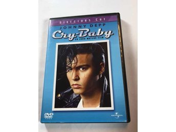Cry baby - Sv. Text - DVD