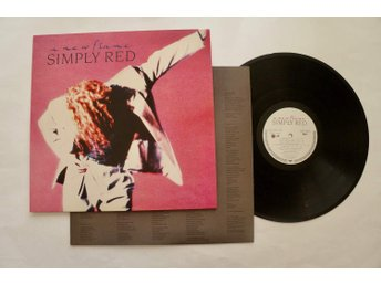 ** Simply Red ?– A New Flame **