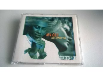 Mr. Gee ‎- Loving You, CD, Single