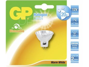 GP Lighting Halogen Reflektor GU4 16W (20W) 200 lm 12V