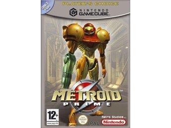 Metroid Prime - Players Choice - Gamecube - Varberg - Metroid Prime - Players Choice - Gamecube - Varberg
