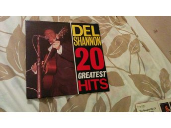 Del Shannon - 20 Greatest hits  LP!