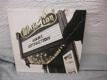 White Lion ‎– Mane Attraction