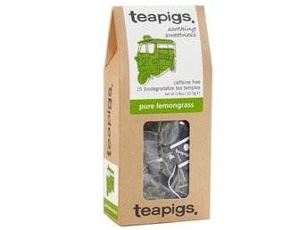 Teapigs, Pure Lemongrass – soothing sweetness