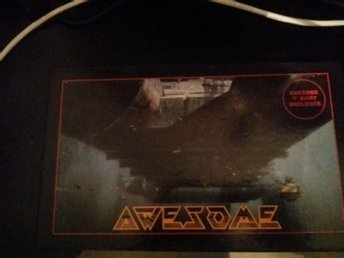 Awesome - Amiga - Psygnosis